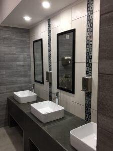 Corporate Bathroom Designs - Bel Geddes